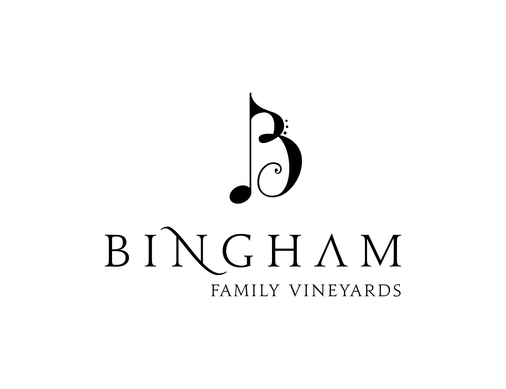 Bingham Family Vineyard logo